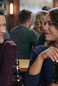 Jesse Spencer and Monica Raymund in Chicago Fire (2012)