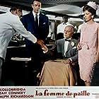 Sean Connery, Gina Lollobrigida, Peter Madden, Ralph Richardson, and Johnny Sekka in Woman of Straw (1964)