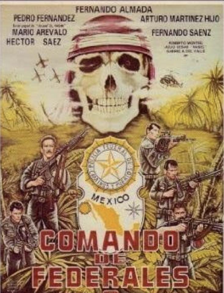 Comando de federales