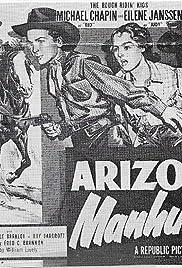 Arizona Manhunt Poster