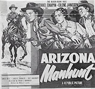 Movie downloads amazon Arizona Manhunt by [Ultra]
