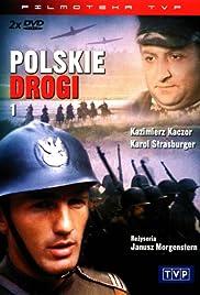 Polskie drogi Poster