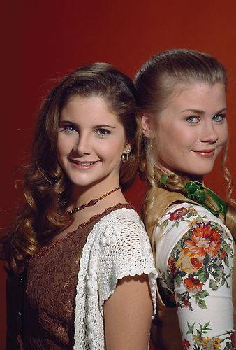 Miriam Parrish and Alison Sweeney in Days of Our Lives (1965)