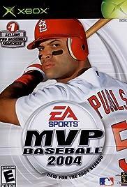 MVP Baseball 2004 Poster