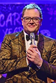 Alan Carr's New Year Specstacular Poster