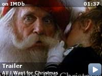 see all 1 video - All I Want For Christmas Imdb
