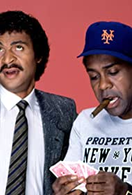 Ron Glass and Demond Wilson in The New Odd Couple (1982)