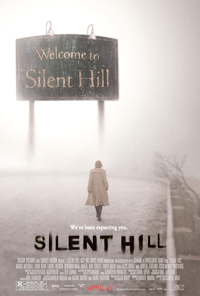 Silent Hill movie poster