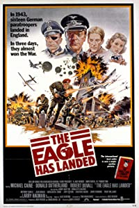 Legal free movie downloads The Eagle Has Landed [QHD]