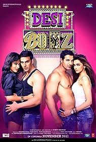 Desi Boyz (2011) Poster - Movie Forum, Cast, Reviews