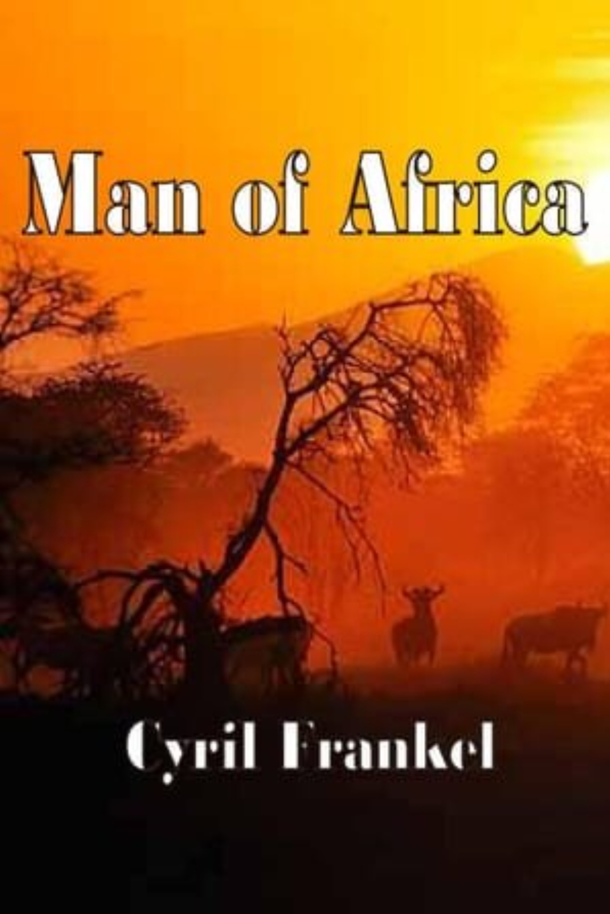 Man of Africa (1953) - IMDb