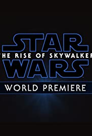 Live from the Red Carpet of Star Wars: The Rise of Skywalker Poster