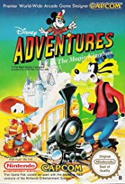 Adventures in the Magic Kingdom Poster