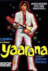 Amitabh Bachchan in Yaarana (1981)