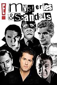 Edward D. Wood Jr., Bela Lugosi, Lon Chaney Jr., Vincent Price, James Whale, A.J. Benza, and Lon Chaney in E! Mysteries & Scandals (1998)
