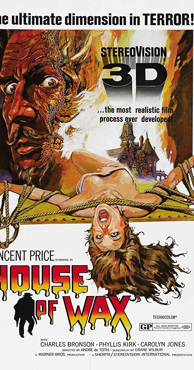 Subtitle of House of Wax