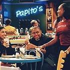Khaliah Adams, Christopher Knowings, and Christina Vidal in Taina (2001)