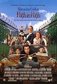 Macaulay Culkin, Jonathan Hilario, Jonathan Hyde, John Larroquette, Stephi Lineburg, Michael Maccarone, and Joel Robinson in Ri¢hie Ri¢h (1994)