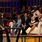 Courtney Love, Tommy Lee, Nick Di Paolo, and Jimmy Kimmel in Comedy Central Roast of Pamela Anderson (2005)