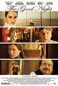 Danny DeVito, Gwyneth Paltrow, Penélope Cruz, and Martin Freeman in The Good Night (2007)