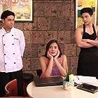 Miguel Tanfelix, Bianca Umali, and Jak Roberto in Usapang Real Love (2016)
