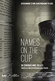 Names on the Cup Poster
