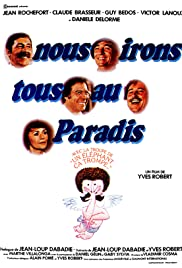 Pardon Mon Affaire, Too! Poster