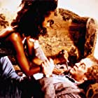 Michael Caine and Iman in Surrender (1987)