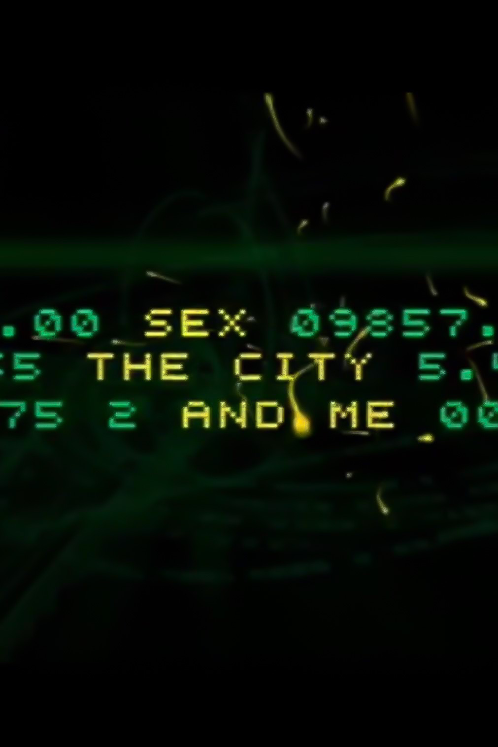 Sex, the City and Me (2007)