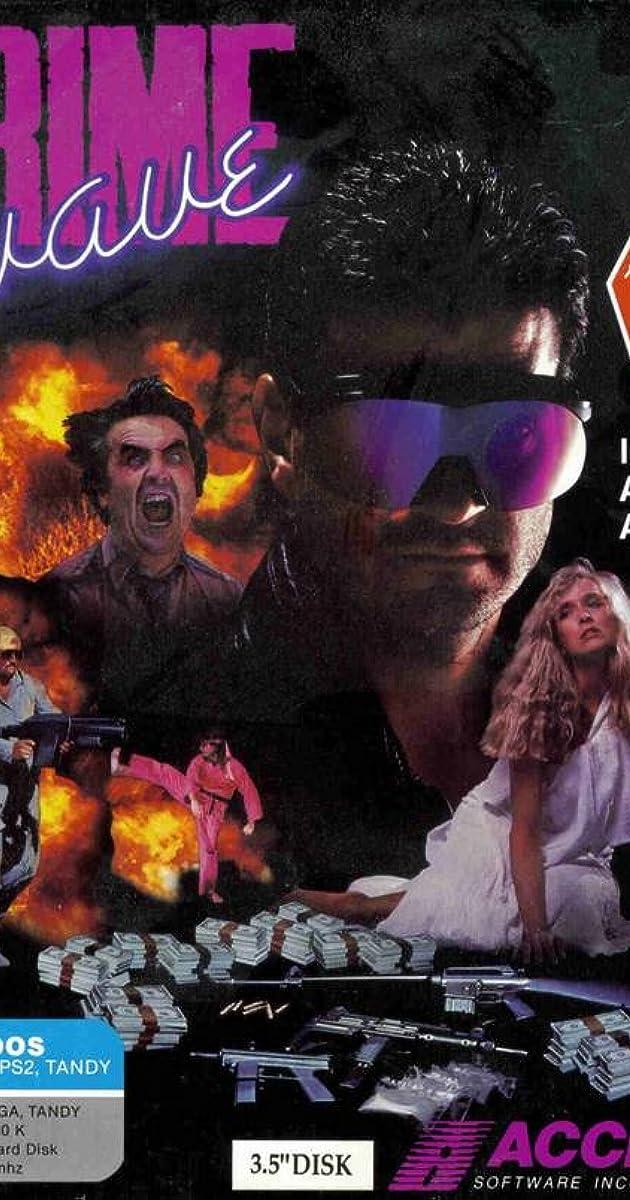 Crime Wave (Video Game 1990) - IMDb