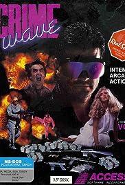 Crime Wave Poster
