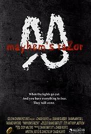 Mayhem's Razor Poster