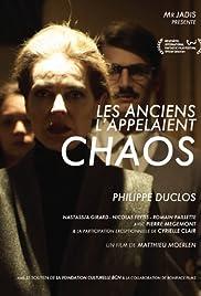 Les anciens l'appelaient chaos Poster