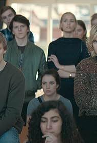 David Stakston and Emma Bones in Ragnarok (2020)