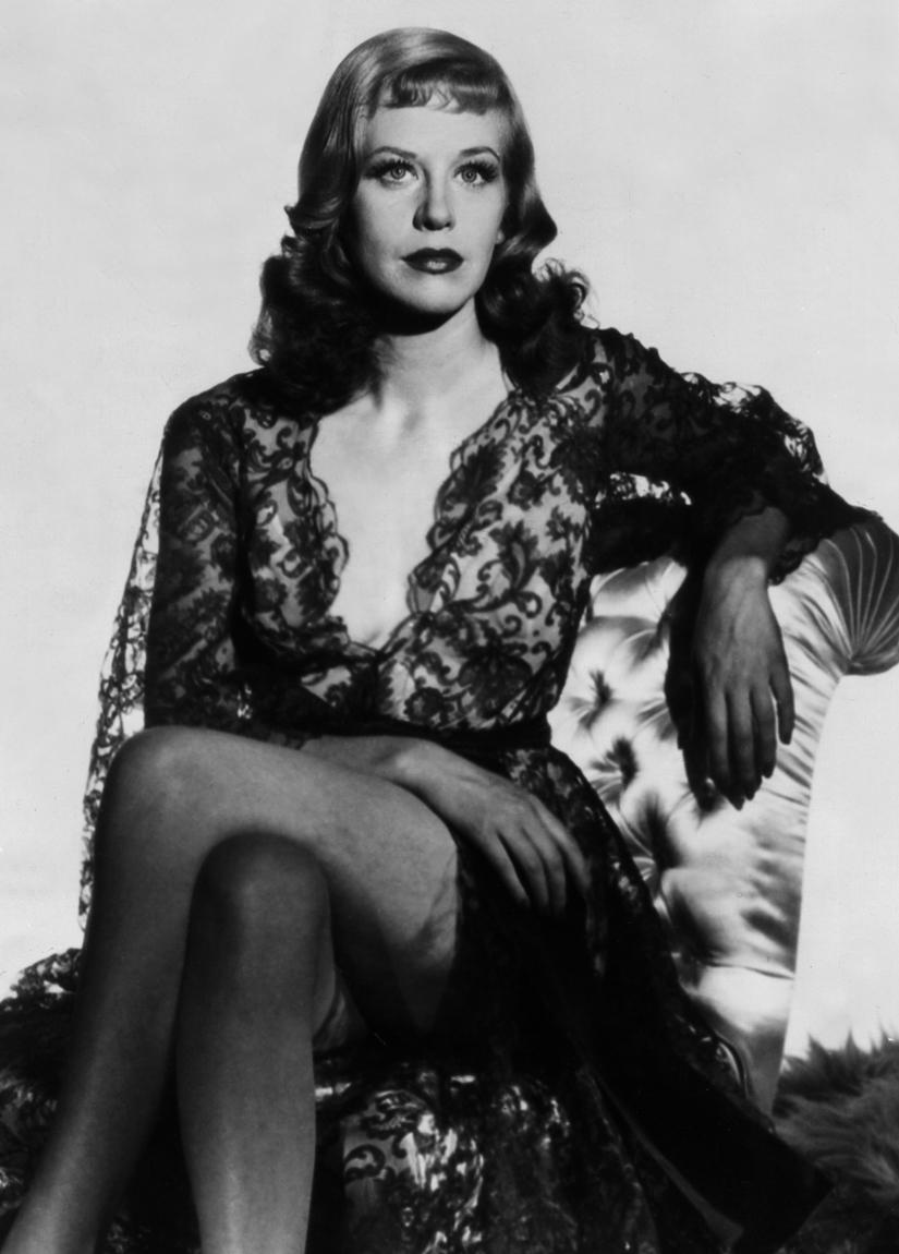 Hildegard Knef in La fête à Henriette (1952)