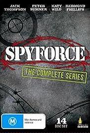 Spyforce Poster