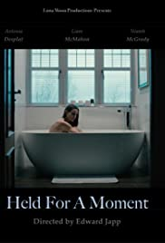 Held for a moment Poster