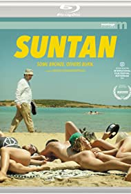 Makis Papadimitriou, Hara Kotsali, Milou Van Groesen, Dimi Hart, and Elli Tringou in Suntan (2016)