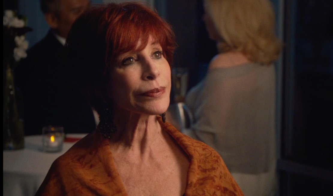 Linda Glick in The Incredible Jessica James