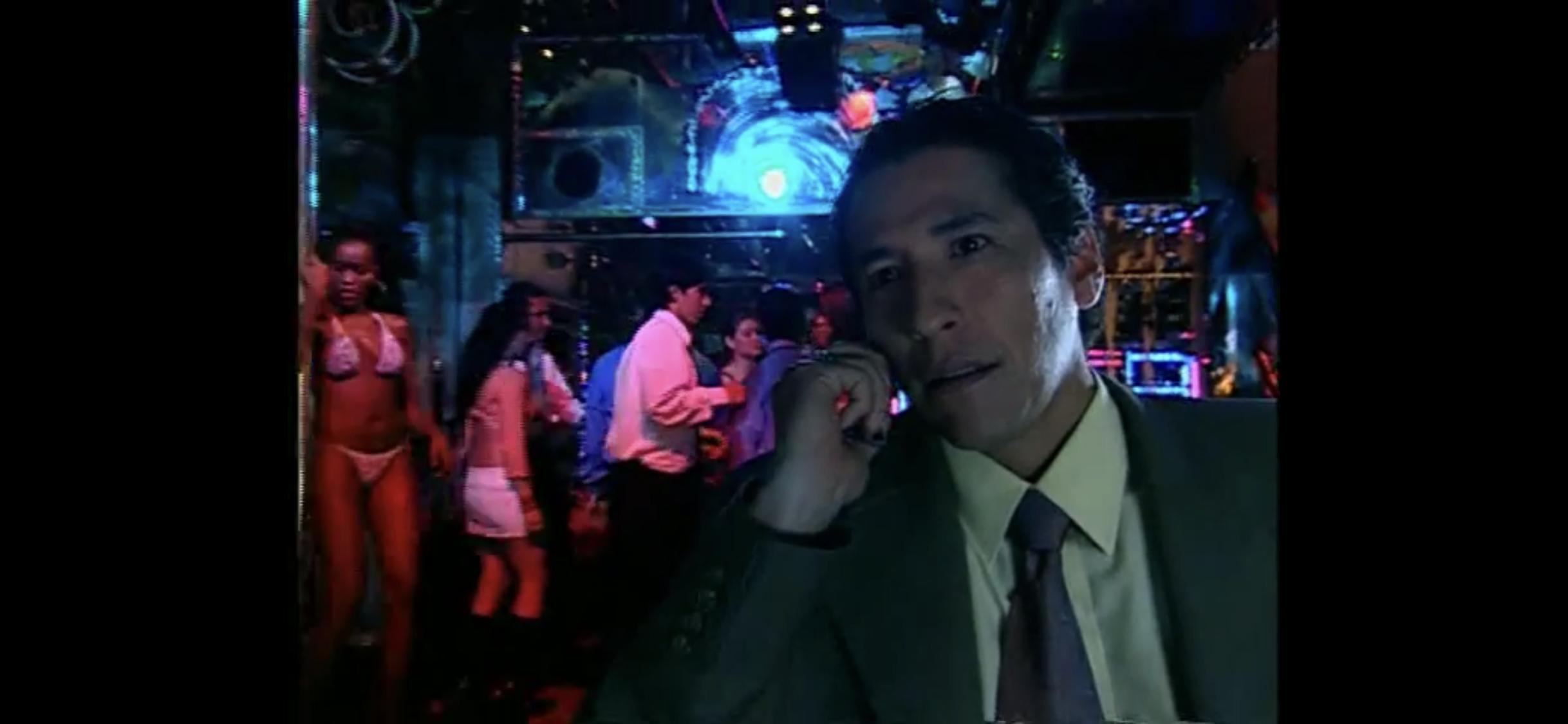 Elkin Díaz in Juegos prohibidos (2005)