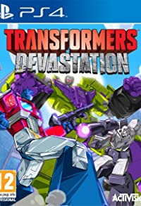Primary photo for Transformers: Devastation