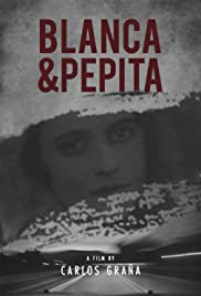 Blanca & Pepita Poster
