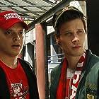 Vuk Jovanovic and Mladen Sovilj in Evropa, bre! (2014)