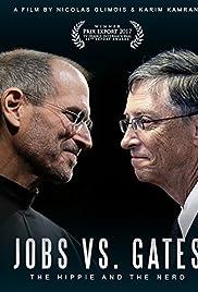 Jobs vs. Gates: The Hippie and the Nerd
