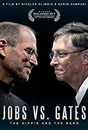 Jobs vs. Gates: The Hippie and the Nerd (2015)