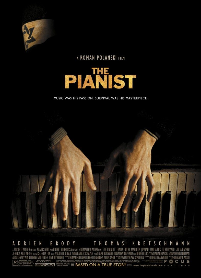 The Pianist (2002) BluRay 480p, 720p & 1080p
