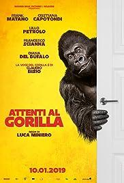 Attenti al gorilla Poster