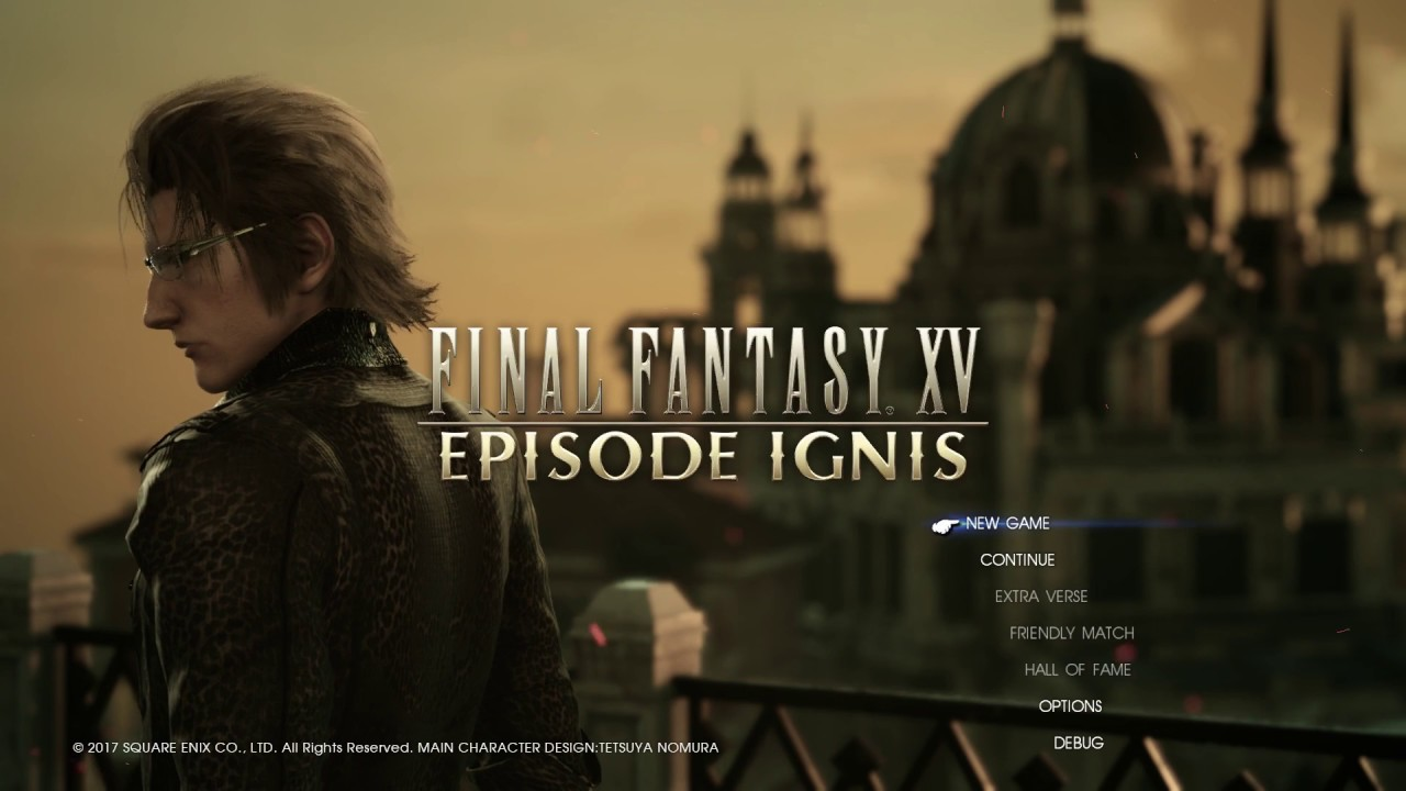 Final Fantasy XV: Episode Ignis (Video Game 2017) - Photo