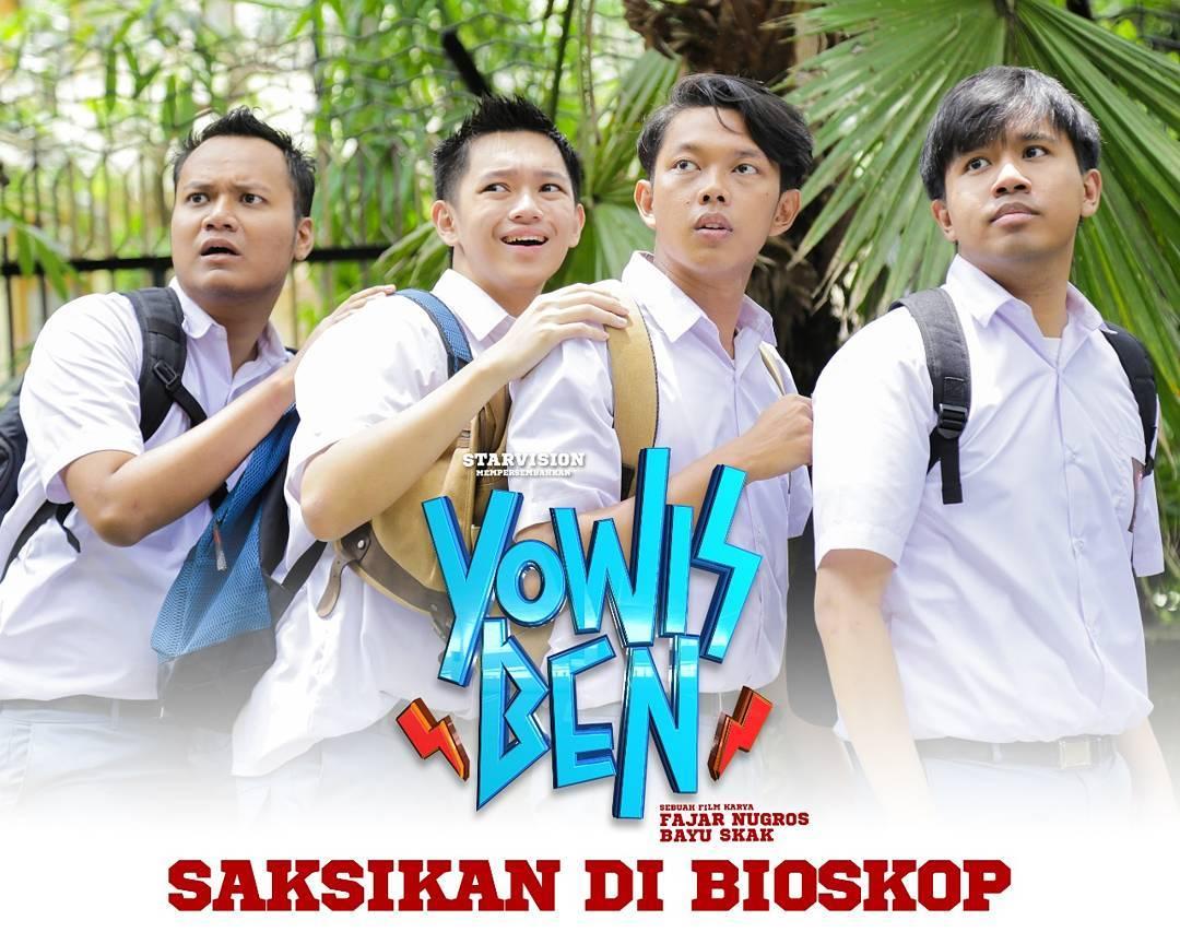 download film bayu skak yowis ben bluray
