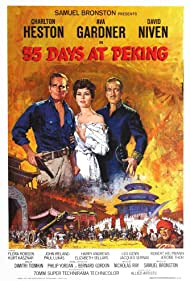 55 Days at Peking (1963) Poster - Movie Forum, Cast, Reviews